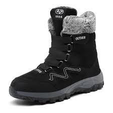 <b>MARSON Men</b> Boots <b>Winter</b> With Fur - New Home and Life Emporium