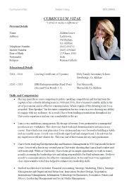 how to make curriculum vitae resume get a custom high quality aideenleacy wordpress com