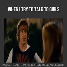Hot Rod - Talking To Girls by mc_funny_mcf - Meme Center via Relatably.com