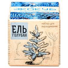«<b>Экокуб</b> Голубая ель» — Детские <b>наборы</b> для исследований ...