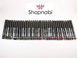 <b>36pcs</b> Nabi Retractable Waterproof Eyeliner (Wholesale <b>Lot</b>)