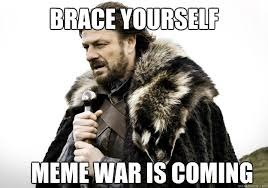 brace yourself meme war is coming - brace yourself the soccer ... via Relatably.com