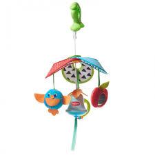 Подвесная игрушка <b>Tiny Love Механический подвес</b> на коляску ...