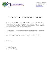 doc sample employment certification printable printable blank checklist templatedoc12511600 employer sample employment certification