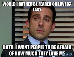 One of best quotes from the Office