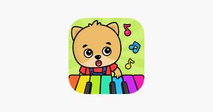 App Store: Детское пианино <b>игры для детей</b>