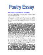 reflective essay on  quot the little prince quot    gcse health and social    poetry essay