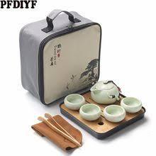 <b>chinese</b> tea set <b>travel</b>