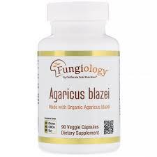 California Gold Nutrition <b>Agaricus Blazei</b>