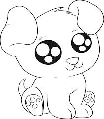 Small Picture Cute Puppy Coloring Pages GetColoringPagescom