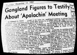 「Apalachin Meeting」の画像検索結果
