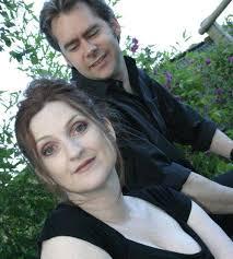 Simon Jones (Charles Marlow) and Joanna Purslow (Kate Hardcastle). - 20090628-sdc~s600x600