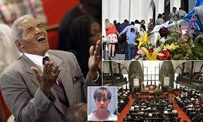 「Charleston Church Reopens」の画像検索結果