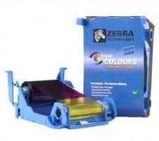 <b>Картридж YMCKO</b> для <b>Zebra</b> P330i/P430i (200 отпечатков) в ...