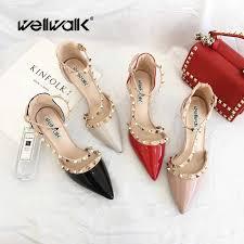 <b>Wellwalk High</b> Heel <b>Sandals Women</b> Ankle Strap Heels <b>Shoes</b> ...