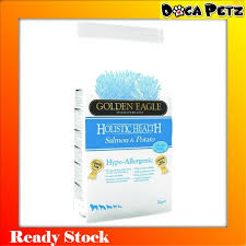 <b>Golden Eagle Holistic Health</b> Grain Free Hypo Allergenic Salmon ...