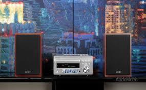 СD-<b>ресивер Denon</b> RCD-M41 и акустика SC-M41 | журнал SalonAV