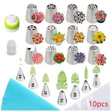 32pc/set christmas pastry nozzles for <b>cream</b> confectionery nozzle ...
