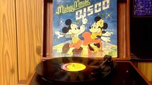 <b>Mickey Mouse</b> Disco.....on <b>vinyl</b> album - YouTube