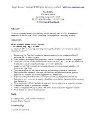 objective example for resume resume resume objective example what to say in a resume objective