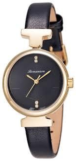 Купить Наручные <b>часы ROMANSON</b> RL6A05LLG(BK) по ...