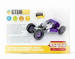 <b>Конструктор ENGINO STEM HEROES</b>. Набор Скоростные ...
