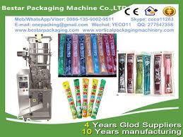 ice pop packing machine sachet machine ice sachet