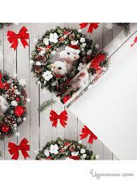 <b>Подарочная</b> упаковка <b>Дарите Счастье</b> 4472811, Мультиколор