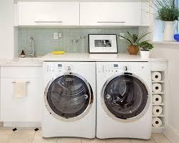 25 laundry design ideas 17 bright modern laundry room