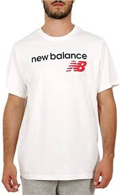 New Balance Men's <b>Nb Athletics Main</b> Logo T-Shirt: Amazon.co.uk ...