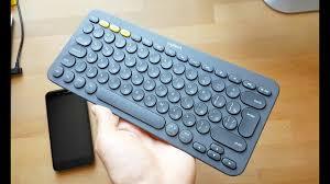 Обзор <b>клавиатуры Logitech</b> K380 для Windows, Mac, Chrome OS ...