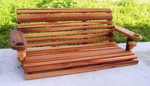 cedar bench swing plans cedar bench plans