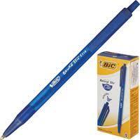 <b>Ручка шариковая</b> одноразовая автоматическая <b>BIC Round</b> Stic ...