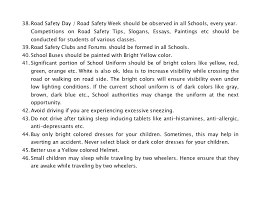 essay on road safety  wwwgxartorg essays on road safety with power comes responsibility essayessays on road safety