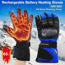 Clothing, Helmets & Protection <b>Motorcycle Electric Heated Gloves</b> ...
