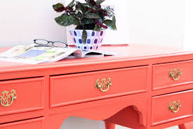 pink painted furniture bright painted furniture