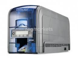 Принтеры для пластиковых карт DataCard SD360 с <b>входным</b> ...