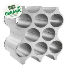 Купить <b>Подставка для бутылок SET-UP</b> Organic серая 3596670 за ...