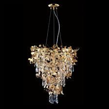 <b>Подвесной светильник Crystal Lux</b> ROMEO SP10 GOLD D600