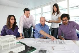 group of architects working stock photo picture and royalty stock photo group of architects working