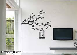 <b>Vinyl</b> Wall Decal Nature Design <b>Tree</b> Wall Decals Wall stickers ...