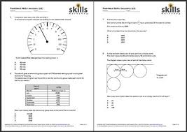 Functional Maths - measures, shape, money | Skills Workshop21 very useful multiple choice, topic-based Functional Maths questions. Covers reading scales, time, money (profit and loss), area, negative numbers,