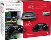<b>Игровая приставка SEGA Retro</b> Genesis HD Ultra 2 + 50 игр ZD-07