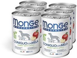 "<b>Консервы Monge ""Dog Monoproteico</b> Fruits"", для собак, паштет из ..."