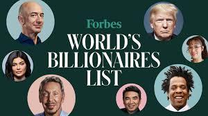 Forbes 2020 Billionaires