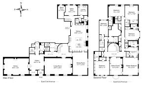 About Real Estate  Midweek Floor Plan Porn  East End AvenueMidweek Floor Plan Porn  East End Avenue