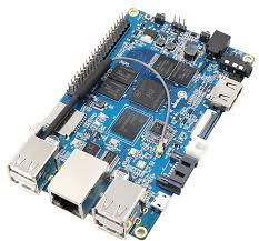 <b>Orange</b> Pi Plus 2 – четырехъядерный <b>мини ПК</b> с 2Gb RAM, 1Gb ...