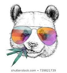<b>Panda Art</b> Images, Stock Photos & Vectors | Shutterstock