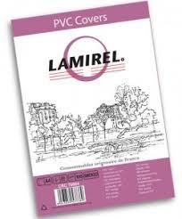 <b>Обложки Lamirel Transparent</b> A4, PVC, дымчатые, 150мкм, 100 шт ...