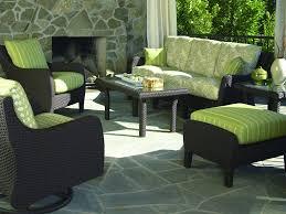 green patio chair cushions black patio chair cushions